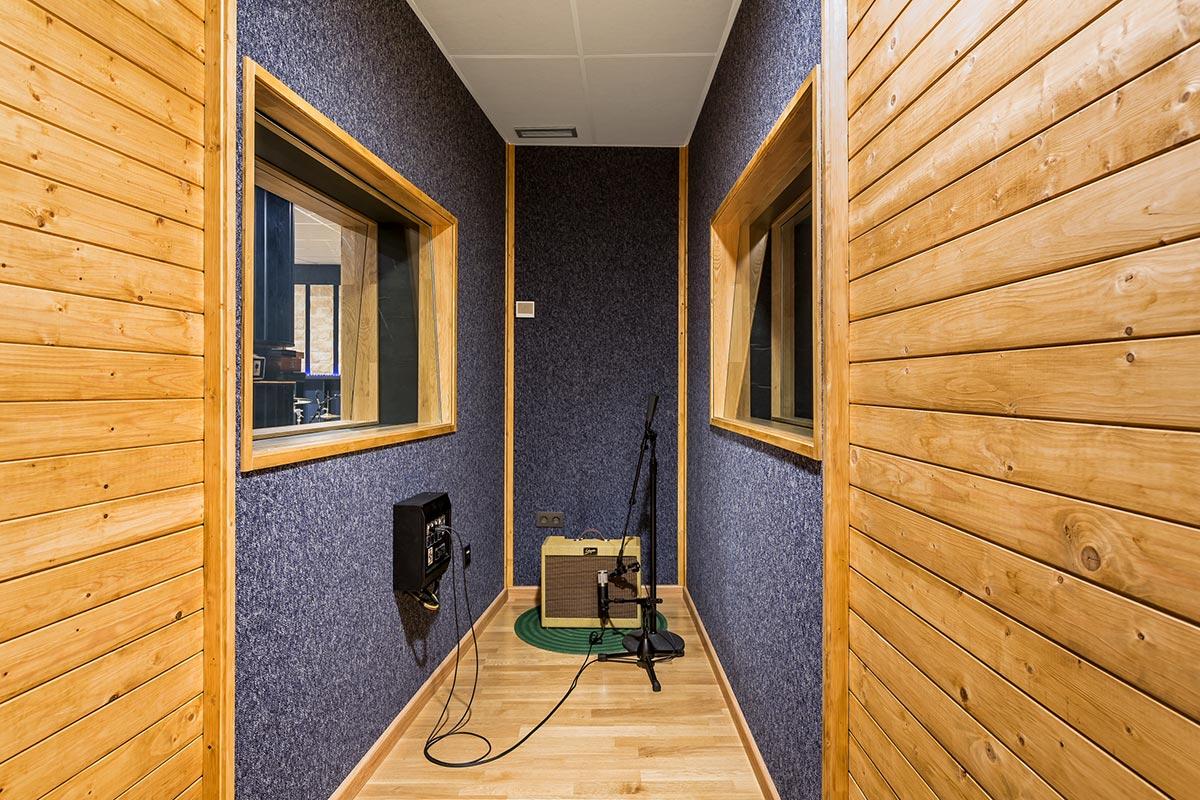 estudio grabacion cut records sala b