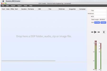 creacion archivos ddp